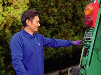 廃棄物計量システムの導入